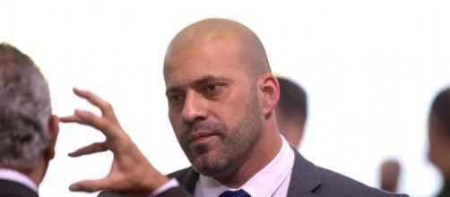 Daniel Silveira é conhecido por suas polêmicas e negacionismo. (Arquivo Blasting News)