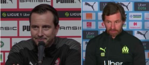 Julien Stéphan se paye Villas Boas en conférence de presse - ©captures d'écran vidéo Youtube