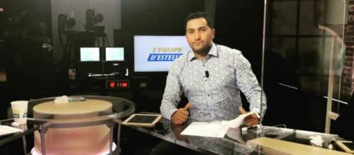 Nabil Djellit revient sur l'actualité foot sur Blasting News (Instagram)