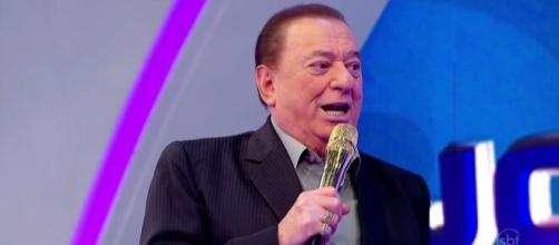 Raul Gil é apresentador do SBT. (Reprodução/TV Globo)
