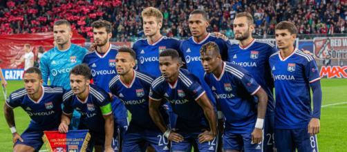 Aouar sarebbe uno degli obiettivi della Juventus.