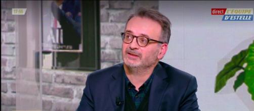 Les confidences de Karim Nedjari dans l'Equipe d'Estelle - Photo capture d'écran vidéo l'Equipe d'Estelle