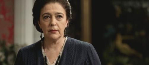 Anticipazioni Il Segreto: parla l'attrice di Francisca.