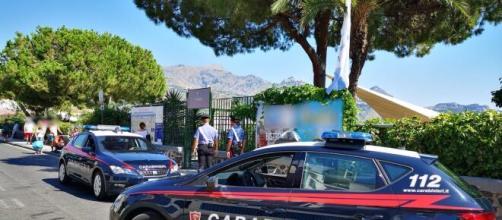 Franco Colleoni è stato ucciso nel cortile di casa sua.