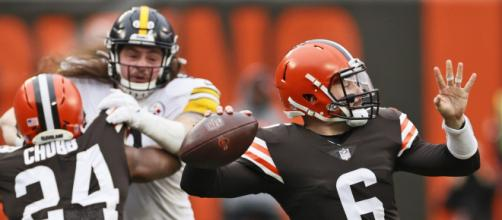 Mayfield y los Browns se volverán a medir a Pittsburgh en la ronda de comodines.