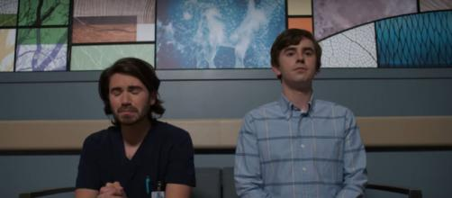 """On """"The Good Doctor"""" Season 4 winter return, if Dr. Murphy and Dr. Wolke make choices after losing a patient. [© ABC-YouTube]"""