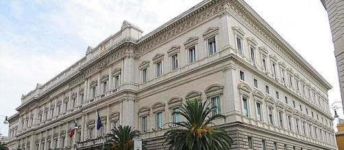 Banca d'Italia a Roma (Ph. Wikimedia Commons Attribuzione: Mister No Autore: Signor No.