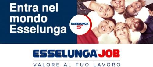 Lavoro in Esselunga: si cercano addetti vendita, alla sorveglianza, cassieri, responsabili.