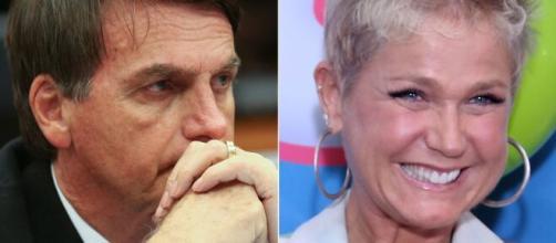 Xuxa volta defender impeachment contra Bolsonaro e chama apoiadores do presidente de babaca. (Arquivo Blasting News)