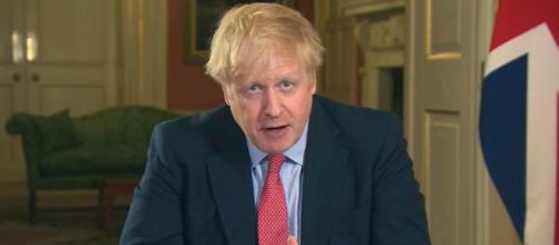 Boris Johnson ha declarado que los hospitales se encuentran en su máxima capacidad