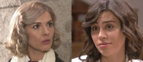 Il segreto, trame al 15 gennaio: Alicia aggredita, Tiburcio pronto ad incastrare Estefania.