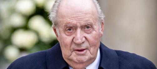 Publican las primeras imágenes del rey Juan Carlos en Abu Dhabi