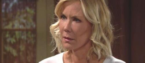Beautiful, anticipazioni: Brooke minacciata da Ridge.