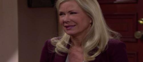 Beautiful anticipazioni Usa: Brooke supplica Ridge di far ricoverare Thomas.