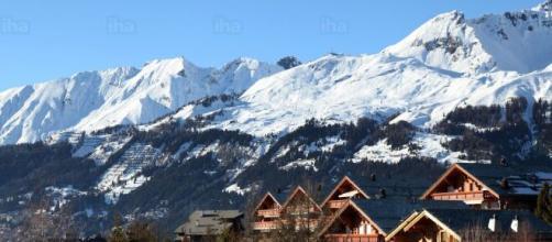 Hoteles de la región de Valais, (Suiza), donde se alojaban la mayoría de los esquiadores fugados