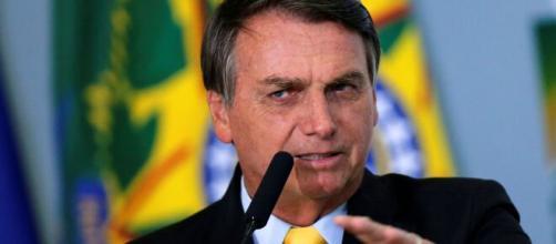 Bolsonaro diz que 'vacina está a caminho' e faz nova defesa da hidroxicloroquina. (Arquivo Blasting News)