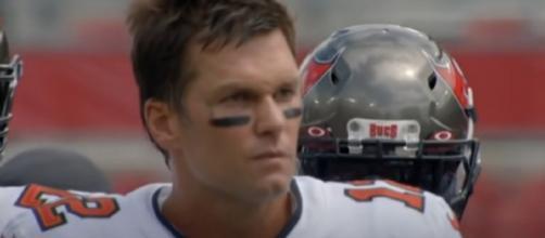 Brady had 43 touchdowns in the regular season (©NFL/YouTube)