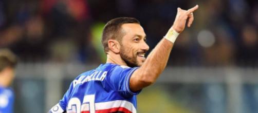 Fabio Quagliarella potrebbe ritornare alla Juventus.