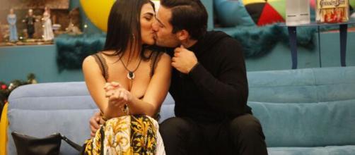 Gf Vip, Giulia: 'Il mio desiderio era innamorarmi di nuovo.'