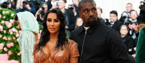 Kim Kardashian y Kanye West piensan en doivorcio