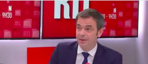 Olivier Véran déclare qu'il ne veut pas de nouveau confinement - Photo capture d'écran vidéo RTL
