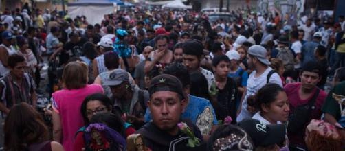 Tepito reta al COVID-19 el día de Reyes
