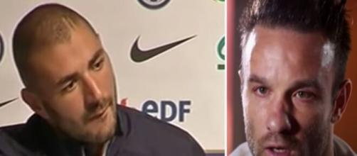Benzema sera jugé dans l'affaire le liant à Mathieu Valbuena. ©Capture YouTube