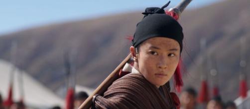 """Cena do filme """"Mulan"""", lançado pela Disney em 2020 (Divulgação)"""