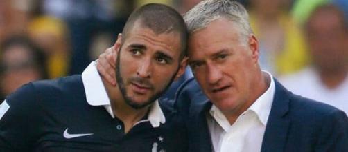 Didier Deschamps a très mal vécu les déclarations autour de l'affaire mêlant Karim Benzema et Mathieu Valbuena.
