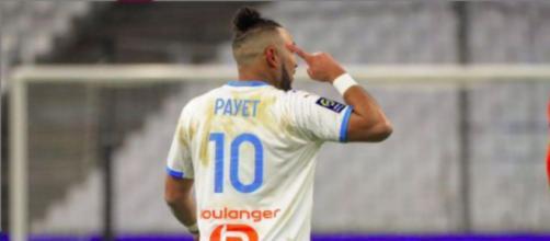 Dimitri Payet s'en prend au journal l'Equipe - Photo instagram Payet