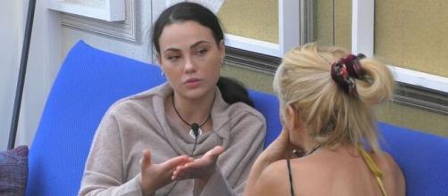GF Vip, Rosalinda sul fidanzato Giuliano: 'Voglio una persona che mi accetti come sono'.