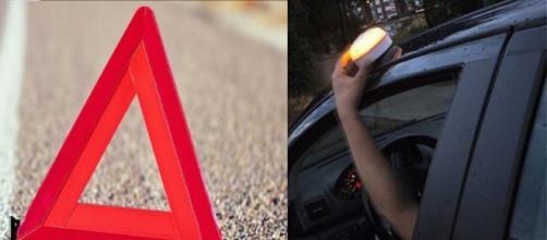 La nueva luz de emergencia que sustituirá a los triángulos en carretera.