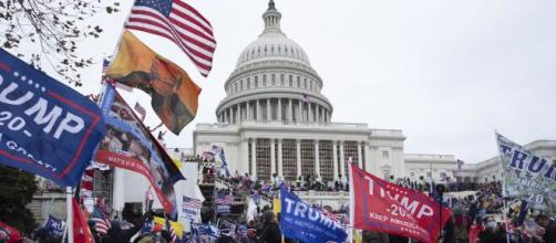 La SIP pide castigo por ataques a periodistas y medios en los disturbios en el Capitolio.