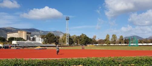 Lo Stadio delle Palme di Palermo
