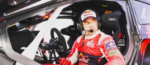 Sebastien Loeb ne perd pas espoir de gagner le Dakar. ©sebloebofficiel