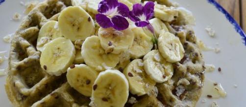Waffles de Avena, ideales para un desayuno saludable