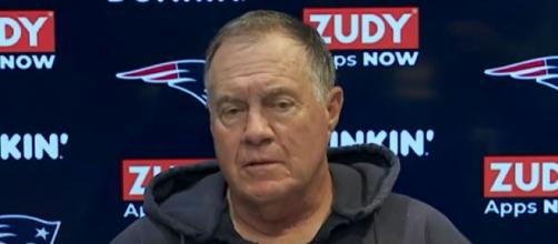 Belichick and Brady won six Super Bowl titles together (Image source: New England Patriots/YouTube)