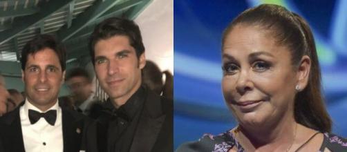 Fran Rivera y Cayetano se oponen al deseo de Isabel Pantoja de enterrar a su madre junto a Paquirri (@f.r.paquirri/ Telecinco)