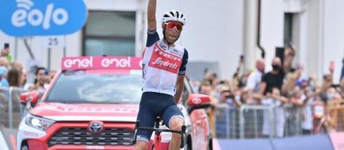 La vittoria di Vincenzo Nibali al Giro di Sicilia.