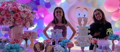 Filhas de Giovanna Antonelli comemoram 11 anos (Reprodução/Instagram/@giovannaantonelli)