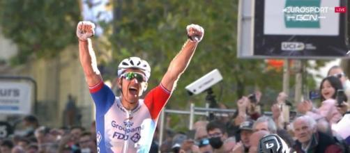 La vittoria di Arnaud Demare alla Parigi-Tours.