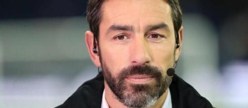 Robert Pirès critiqué par les fans après France-Espagne. (crédit Twitter)