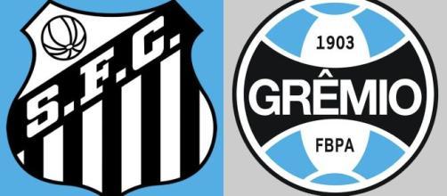 Saiba onde assistir Santos x Grêmio ao vivo (Arte/Eduardo Gouvea)