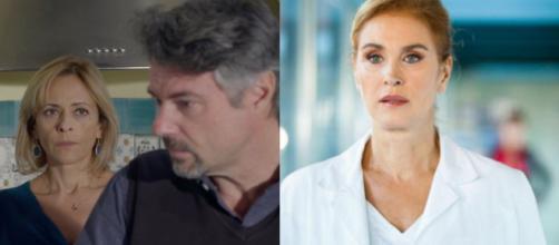 Upas, trame al 15/10: Michele vuole salvare le sue nozze, Ornella rimprovera Riccardo.