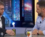 La tensa entrevista entre Pablo Motos y Santiago Abascal en 'El Hormiguero' en 2019 (El Hormiguero/Atresmedia)