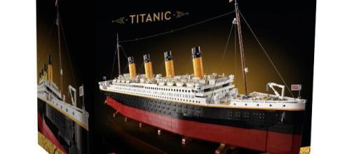 Alerta aos fãs de LEGO: o Titanic chega às lojas. (Arquivo Blasting News)