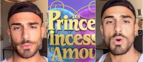 Antoine Goretti privilégié par dans Les Princes de l'Amour 9 au détriment de Charles après avoir couché avec le producteur ? Il réagit.