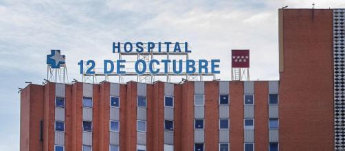 El Hospital Universitario 12 de Octubre es uno de los centros que cuenta con equipamiento ECMO (@MadridCODEM / Twitter)