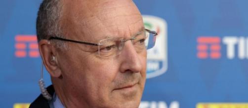 Giuseppe Marotta, amministratore delegato dell'Inter.