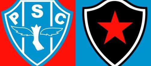 Onde assistir Paysandu x Botafogo ao vivo (Arte/Eduardo Gouvea)